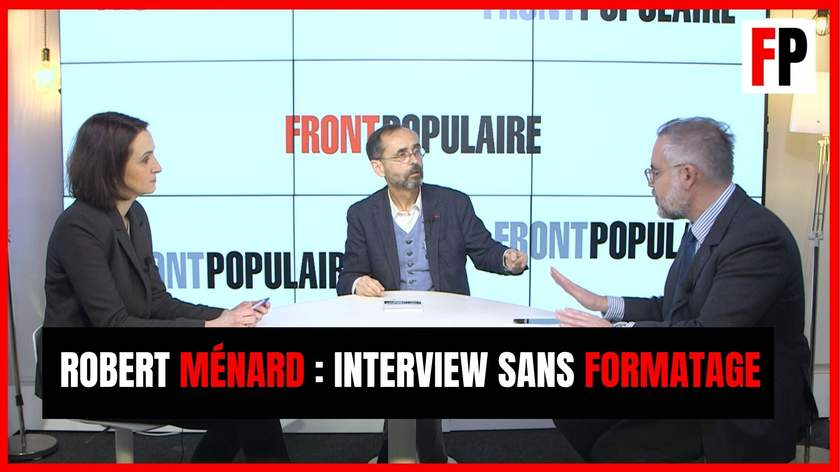 Robert Ménard : l'interview sans formatage
