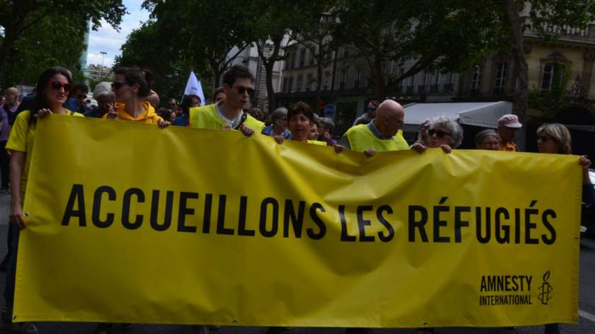 Immigration : Amnesty International reproche à la France sa souveraineté